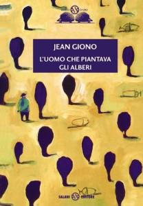 """La copertina del libro di Jean Giono """"L'uomo che piantava gli alberi"""""""
