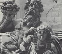 Statua del Nilo, finalmente la testa è a posto