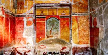 Oplonti, il calidarium della Villa di Poppea