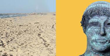 La spiaggia di Gaza