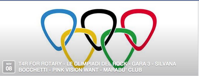 Professionisti-musicisti dai garage alle Olimpiadi del Rock
