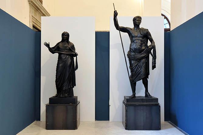 """Mostra e Itinerari su """"Augusto in Campania"""""""
