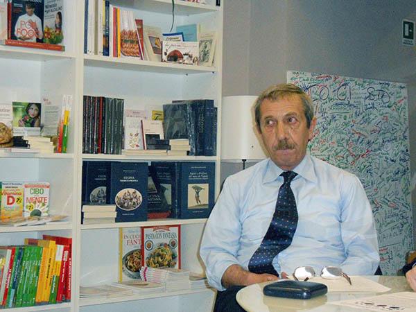 Il filosofo Ernesto Paolozzi