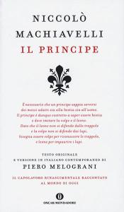 Il principe tradotto da Piero Melograni