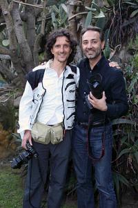 Luca Bracali e Fernando Alfieri