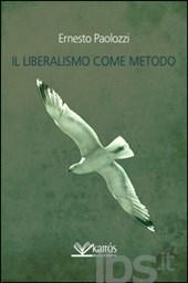 La copertina dell'ultimo libro di Ernesto Paolozzi