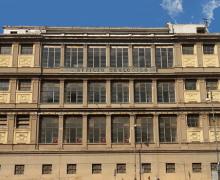 Attacco al Museo Geologico Nazionale