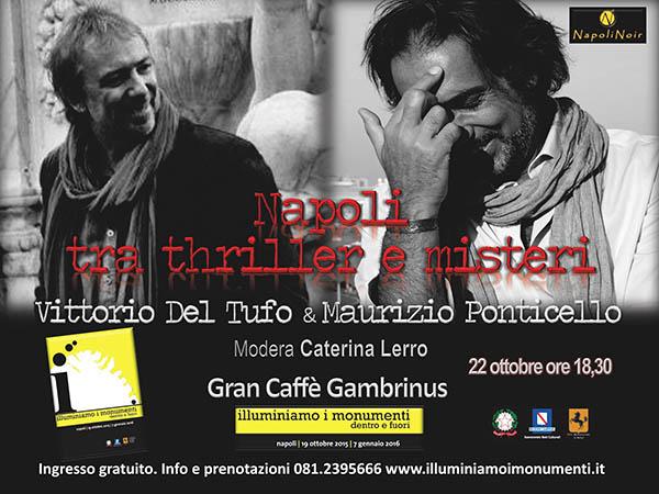 Napoli tra thriller e misteri