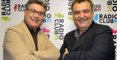 Vincenzo Peretti e Roberto Esse
