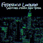 La cover del  CD Sketches from New York