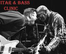 A lezione di chitarra e basso da Laurence Jones e Roger Inniss