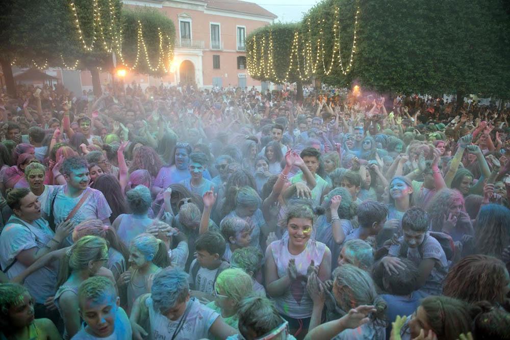 Sesta edizione del Giffoni Street Fest