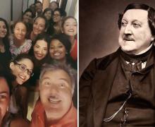 Vietri in Scena ricorda Rossini