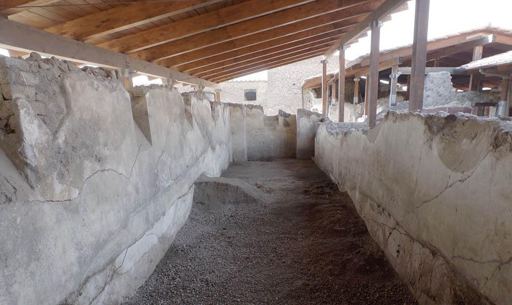 Nuova campagna di scavi del Museo Ermitage a Stabiae
