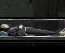 Ricomposto il corpo di San Ludovico da Casoria