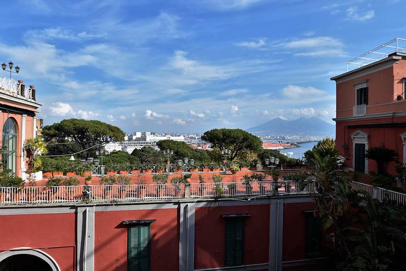 Palazzo Salerno si svela