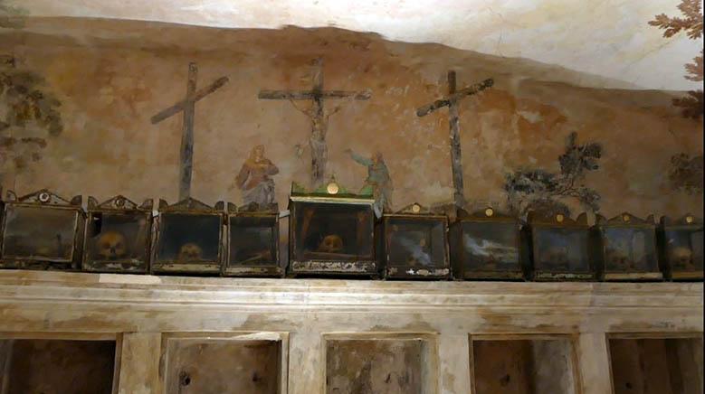 Apre l'Ipogeo di Sant'Anna dei Lombardi