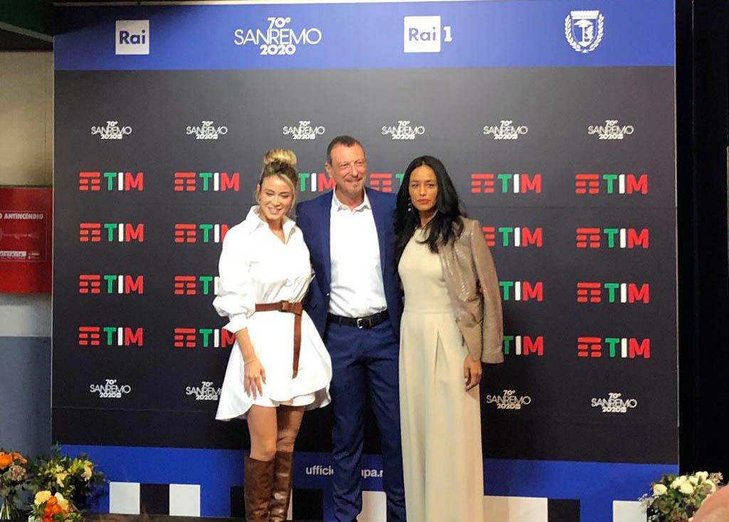 Al via Sanremo 70, tra inclusività, crossmedialità e valori umani
